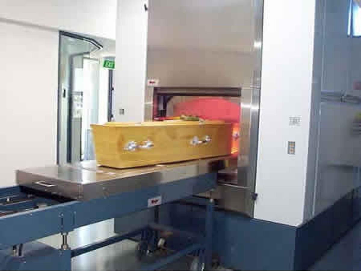 Кремация людей фото 1