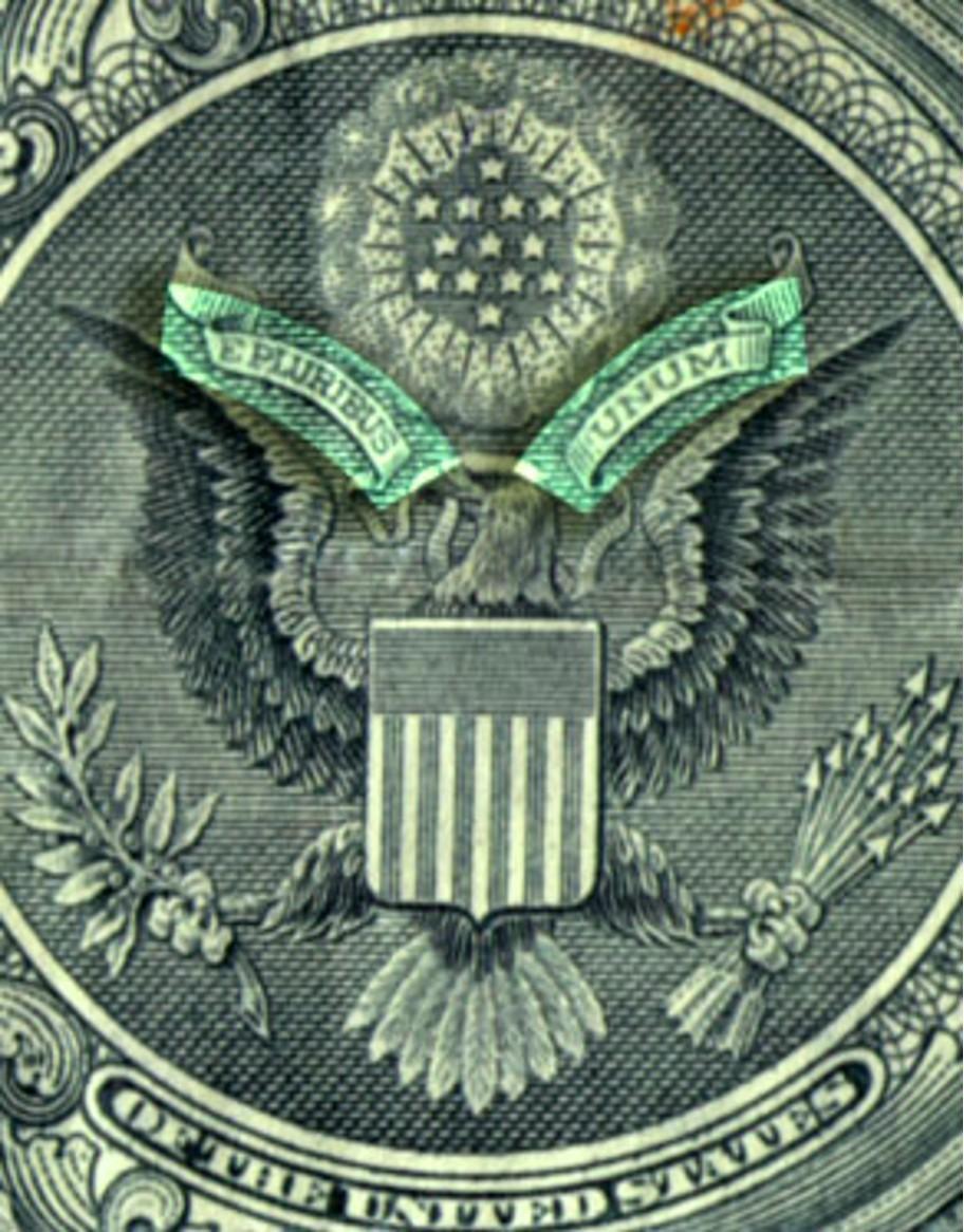 Hidden messages in $20  new $100 dollar bill - youtube