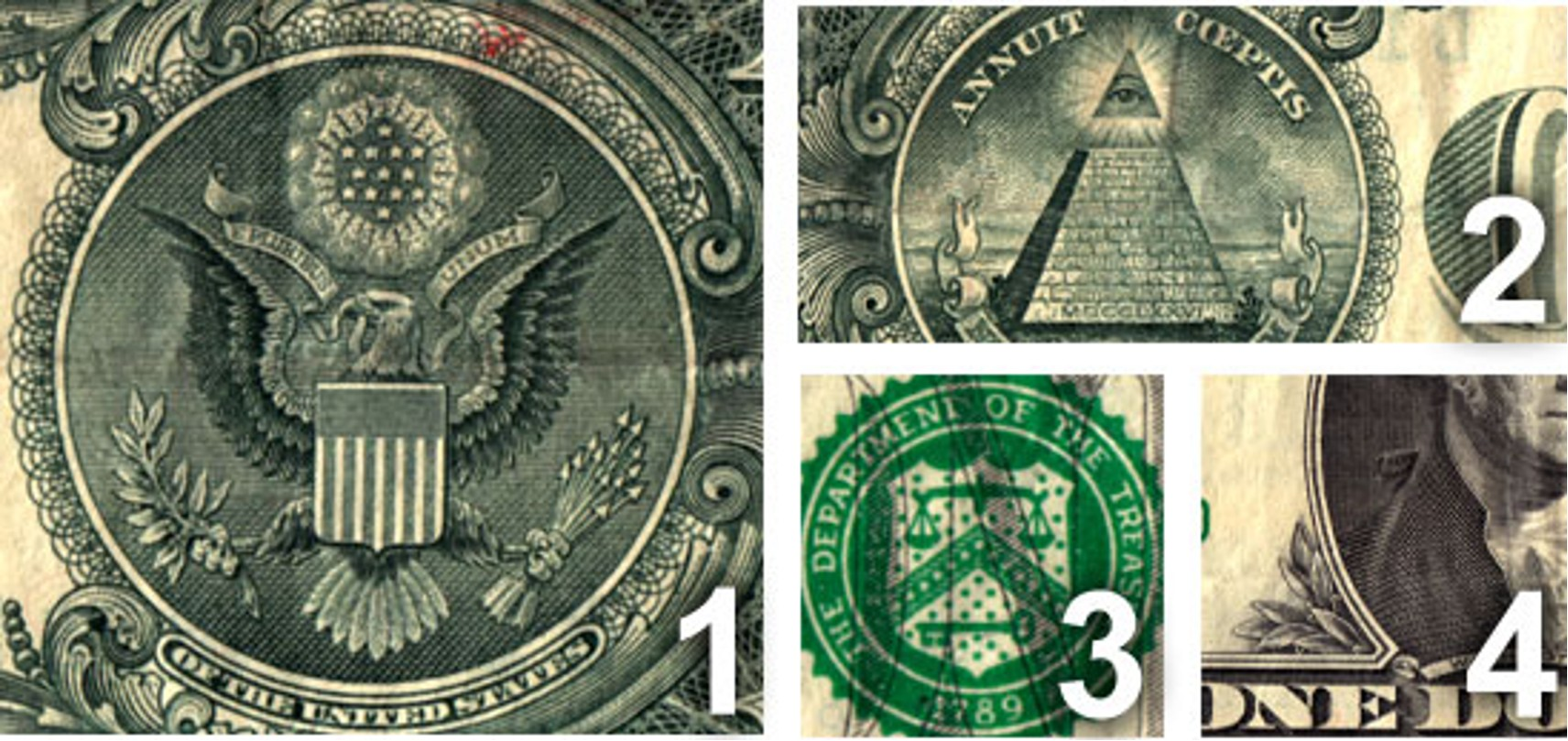Hidden Secrets of the Dollar Bill | Maxi's Comment's…Dollar Bill Secrets Alien
