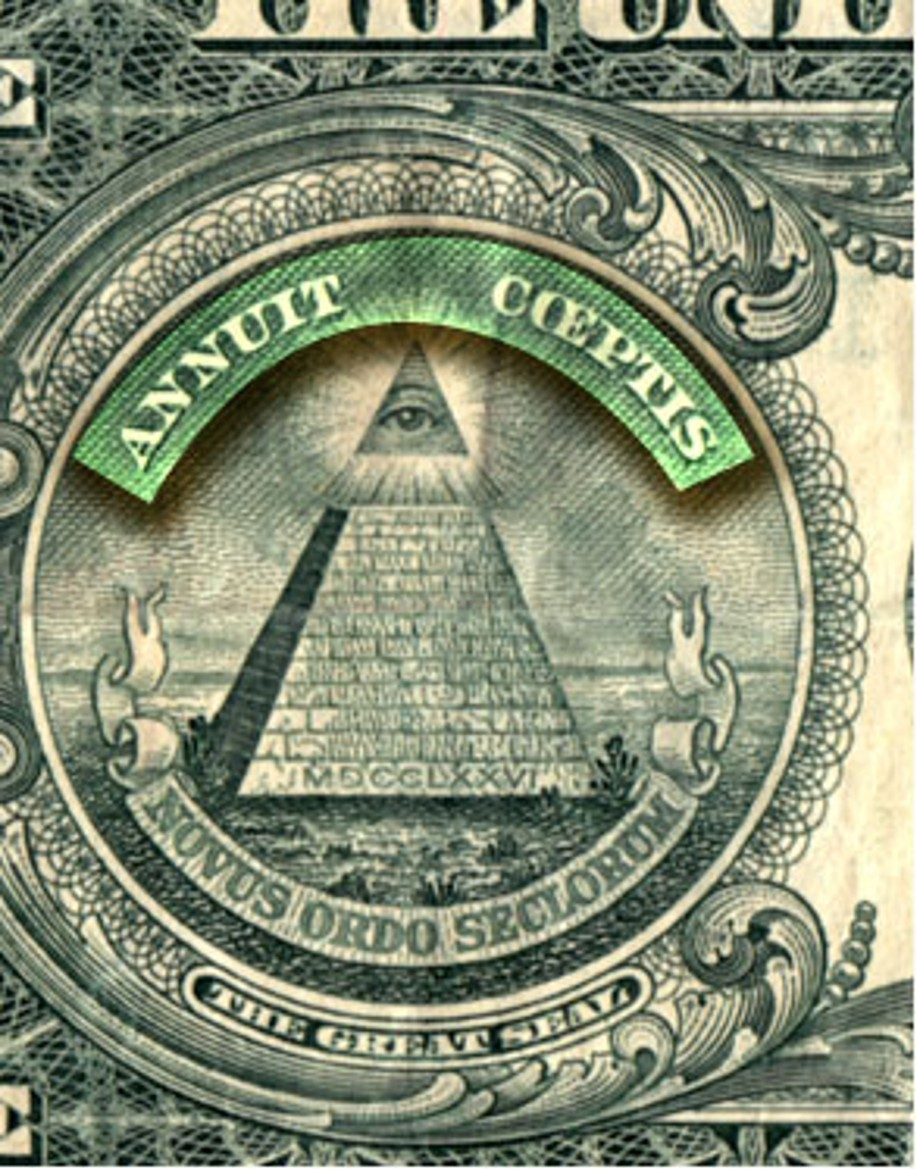 Hidden secrets of the dollar bill maxis comments the first of three latin phrases on the back of the bill is translated as god has favored our undertakings many founders franklin and george washington biocorpaavc Images