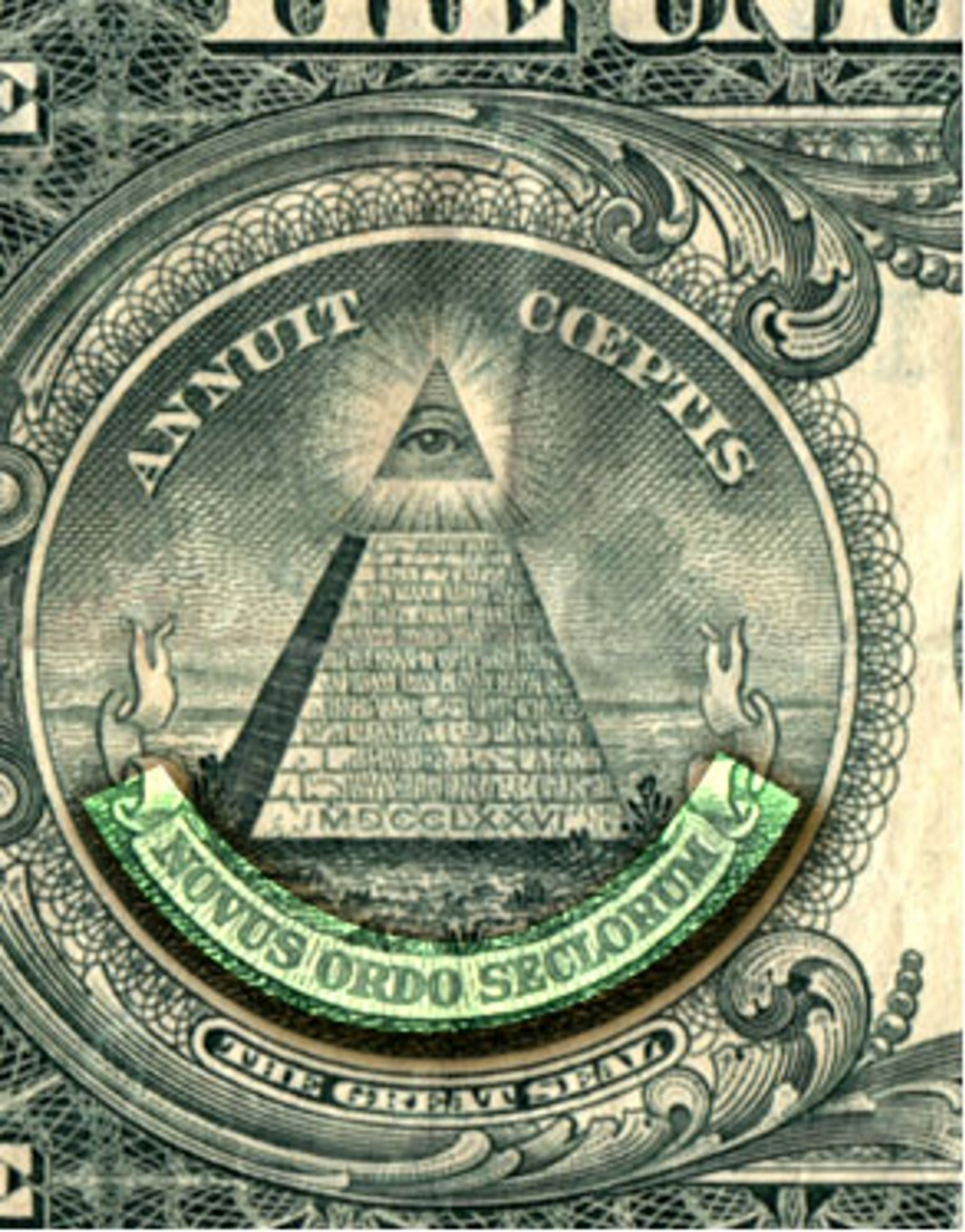 Hidden secrets of the dollar bill maxis comments beneath biocorpaavc Images