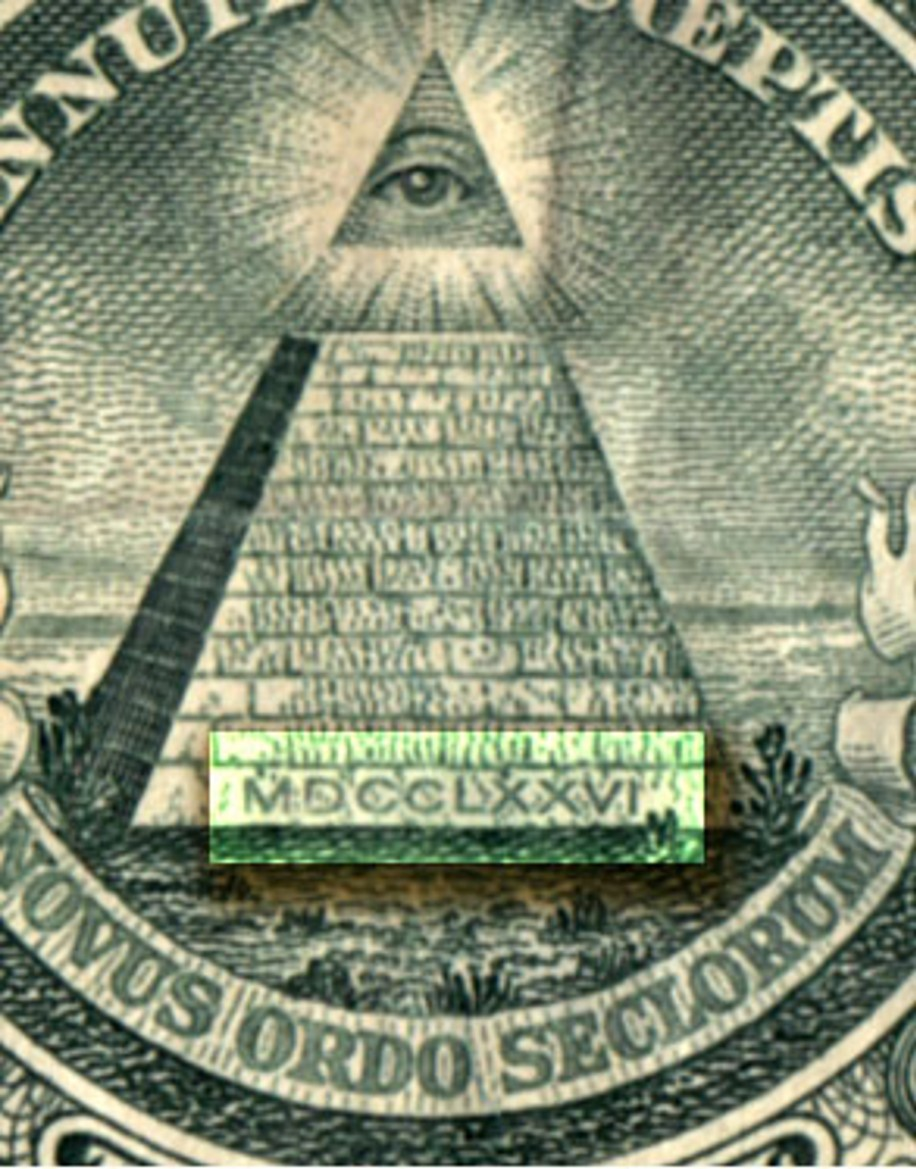 Top 10+ Conspiracy Theories About The U.S. Dollar Bills - Conspiracy Time!  | Guff