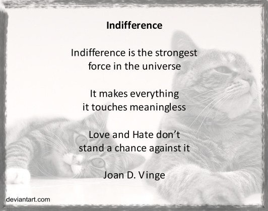 Indifference 1